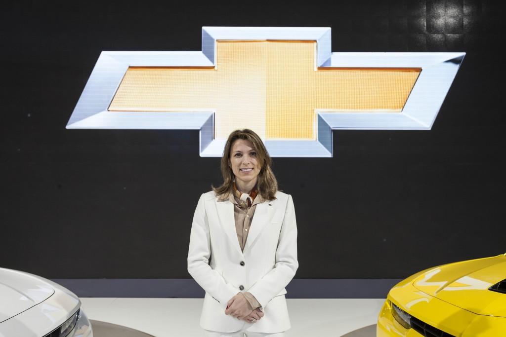 Isela Costantini, Presidente y Directora Ejecutiva de GM Argentina, Uruguay y Paraguay. Photo 2