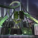 Mejoras innovadoras a The Incredible Hulk Coaster en Universal Orlando