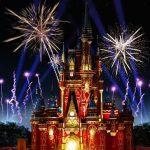 Nuevo Show de Fuegos Artificiales y Proyecciones en el Parque Magic Kingdom