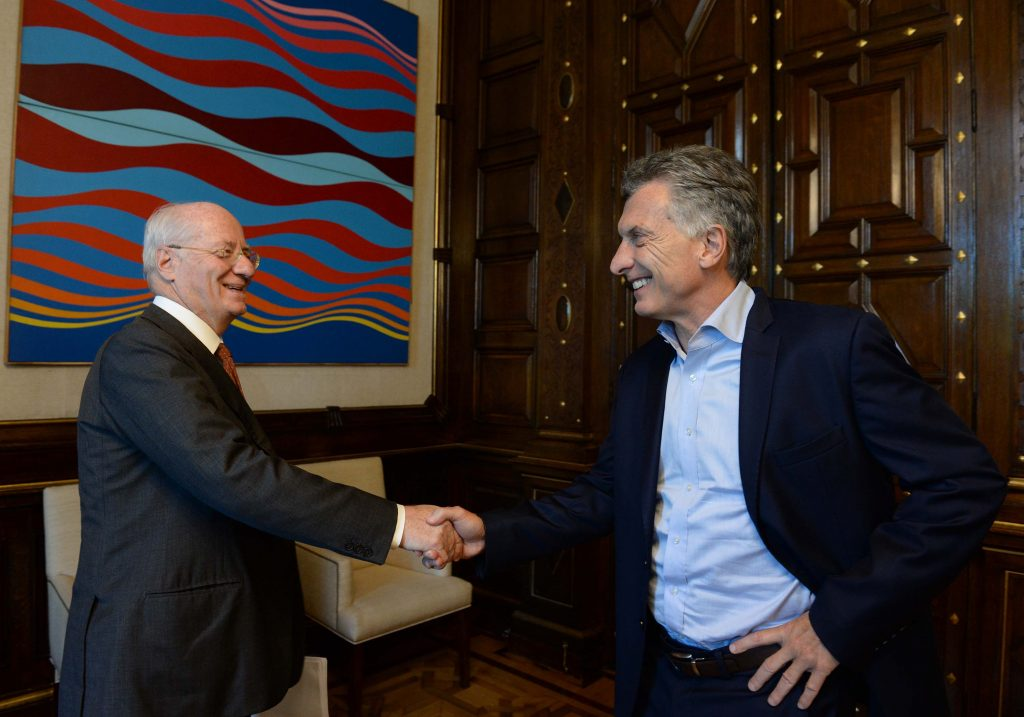 El-presidente-Macri-recibió-a-los-CEO-de-Techint-y-de-Tecpetrol11