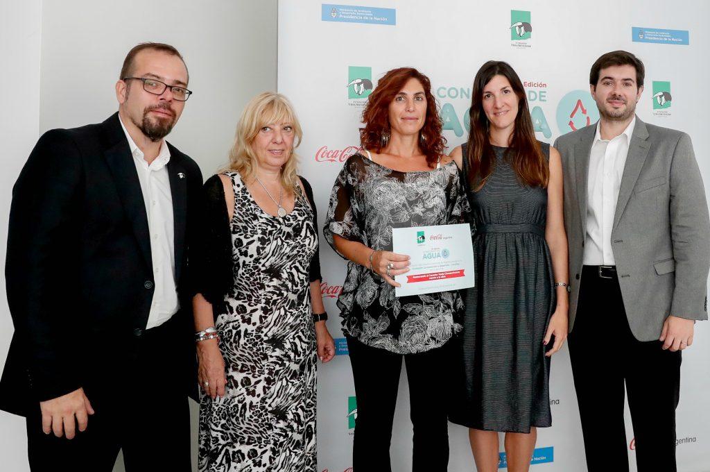 Fundación ConyDes ganó con su proyecto Restaurando el Corredor Verde Chocancharava