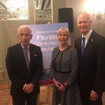 Rick Scott, Gobernador de la Florida en Buenos Aires