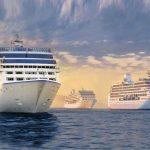 Oceania Cruises presenta la nueva colección exótica de sirena