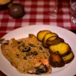 Salsa de hongos de pino: sabor patagónico que marida con carnes y vino